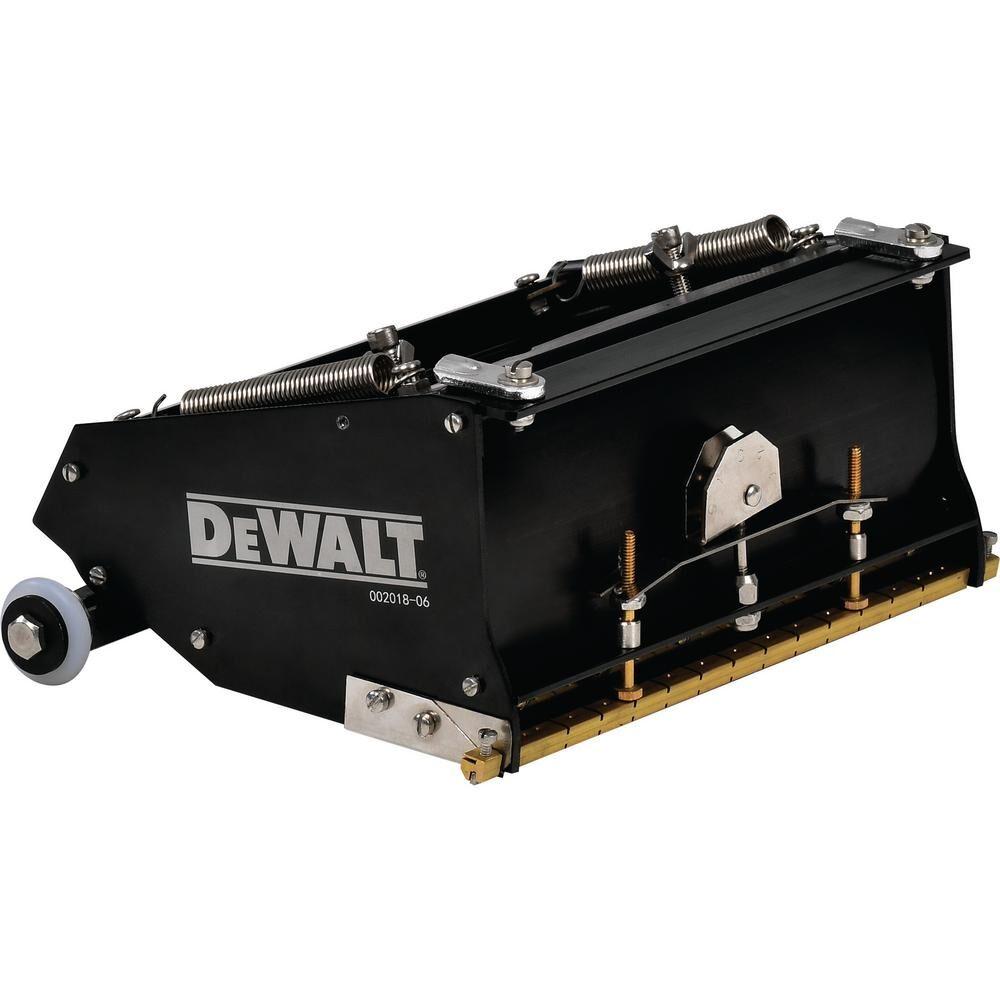 DEWALT 7 in. Standard Flat Box