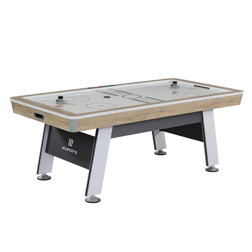 MD Sports Hinsdale 84 in. Air Powered Hockey Table