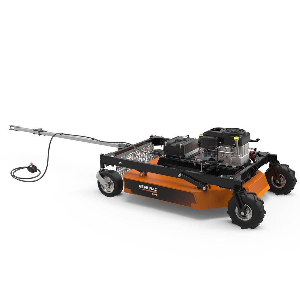 Generac PRO 44 in. 18.67 HP G-Force Tow-Behind Field and Brush Mower