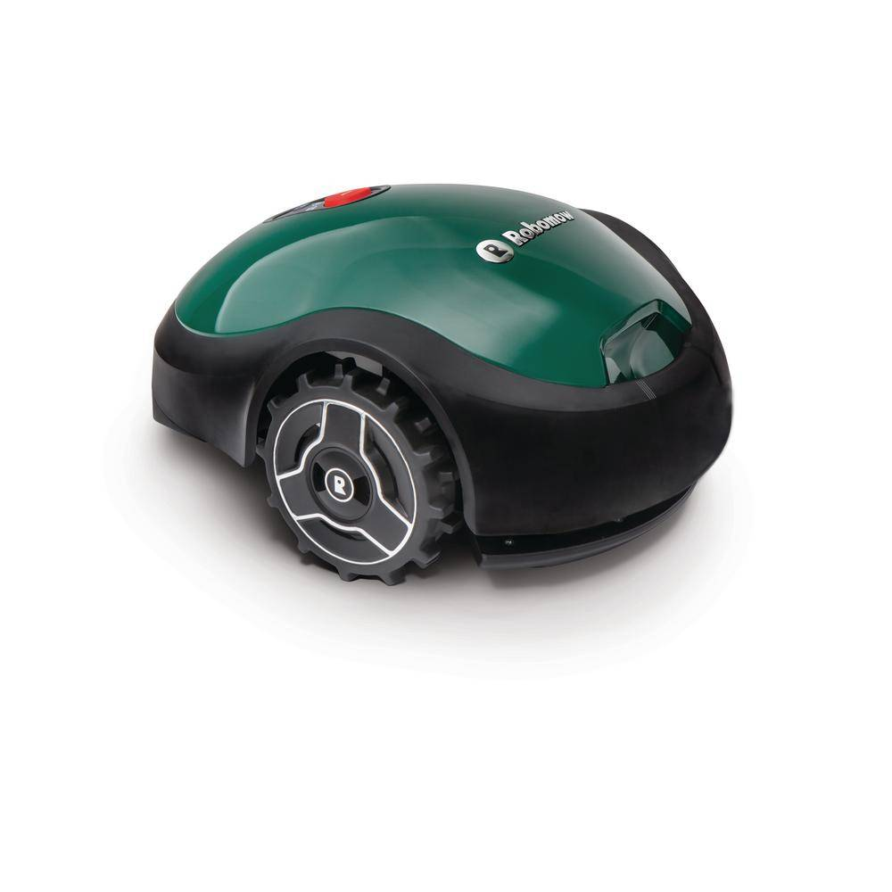 Robomow RX20 7 in. 4.3 Ah Lithium-Ion Robotic Lawn Mower (Up to 1/20 Acre)