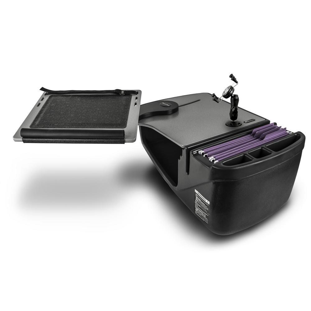 AutoExec Reach Desk Front Seat with Phone Mount
