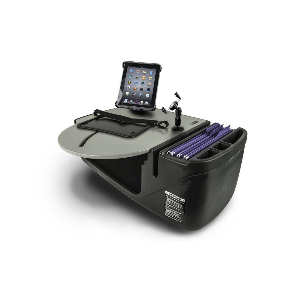 AutoExec RoadMaster Car with X-Grip Phone Mount and Tablet Mount