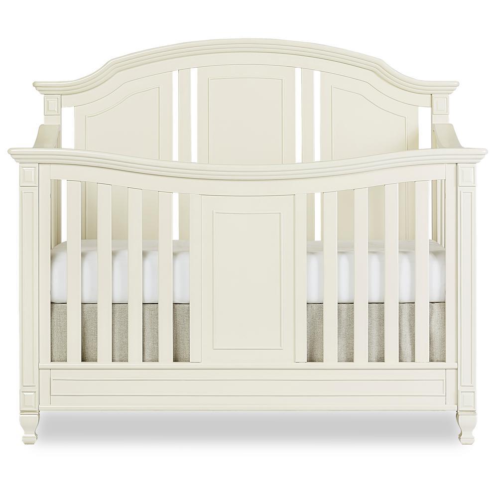 Evolur Adele Crme Brulee 5in1 Convertible Crib
