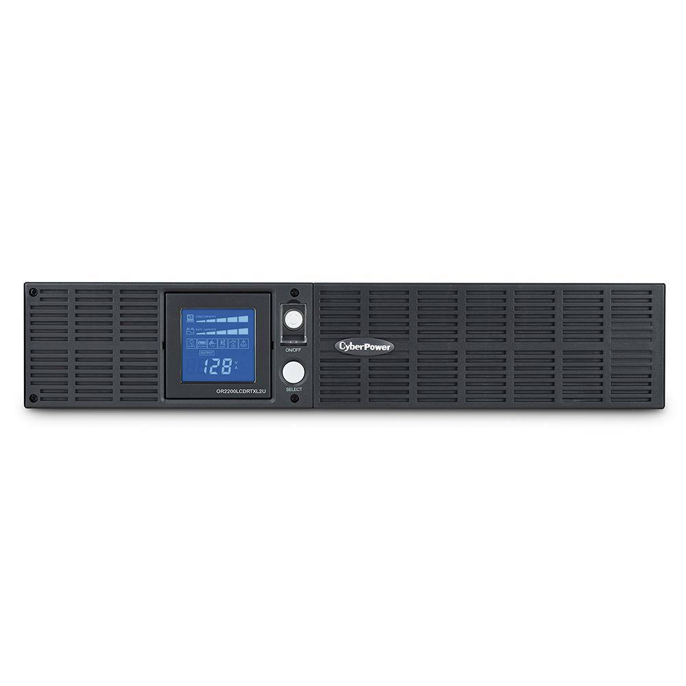CyberPower 2190VA 120-Volt 8-Outlet Rack/Tower UPS