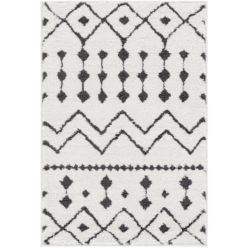 Artistic Weavers Tehani Black 8 ft. 10 in. x 12 ft. Area Rug