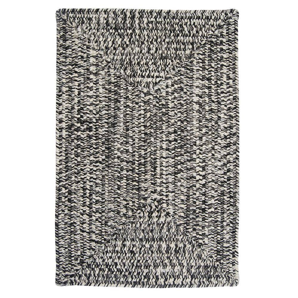 Home Decorators Collection Marilyn Tweed Zebra 10 ft. x 13 ft. Rectangle Braided Area Rug