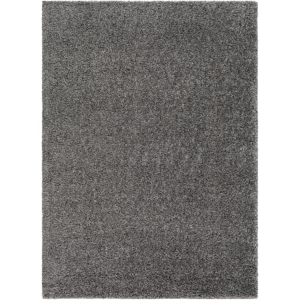 Artistic Weavers Kosuge 9 ft. x 12 ft. Charcoal Area Rug, Grey