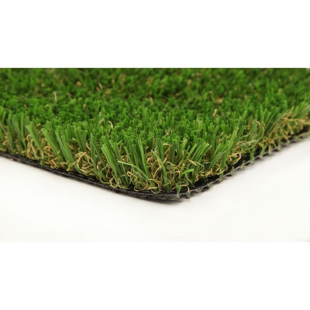 GREENLINE Pet/Sport 60 15 ft. x 25 ft. Artificial Grass, Green