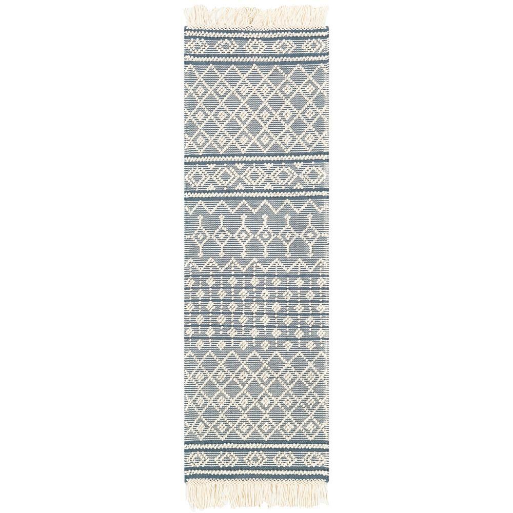 Artistic Weavers Atana Denim 6 ft. x 9 ft. Area Rug, Blue