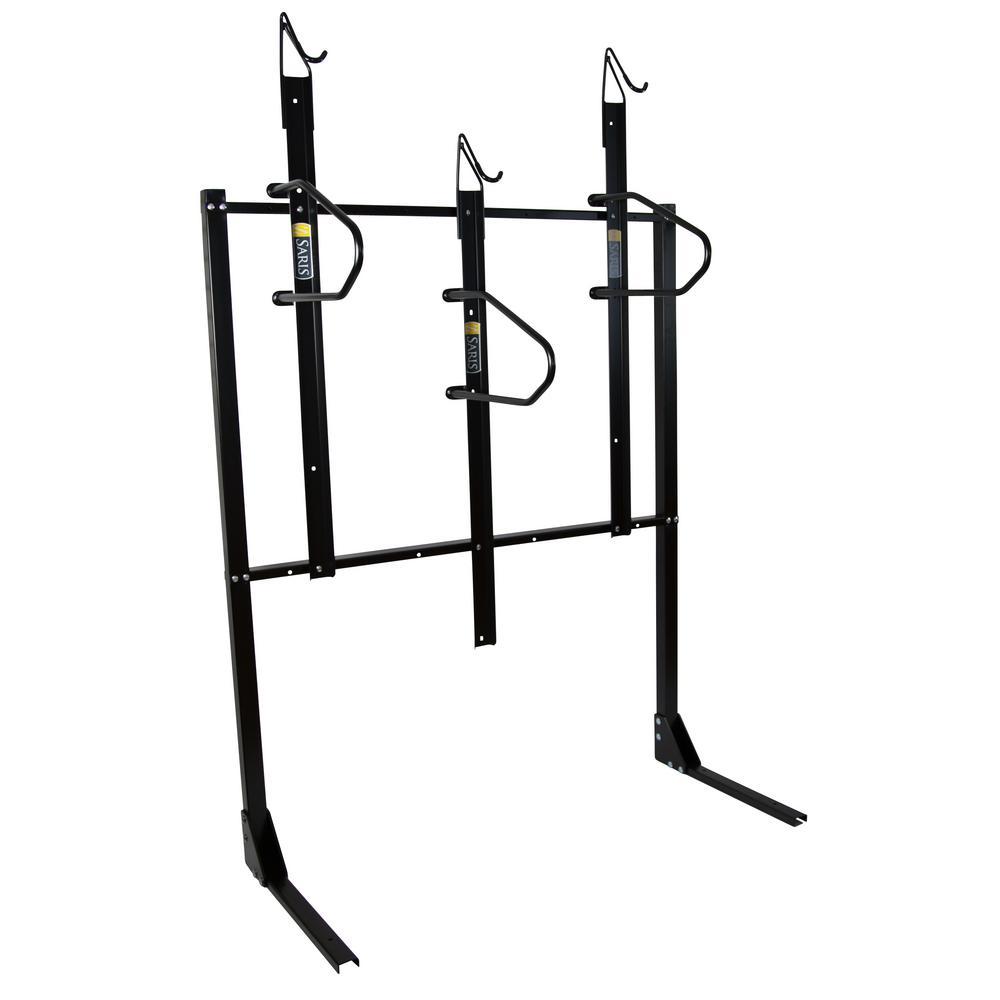 SARIS 3-Bike Vertical Locking Bike Rack