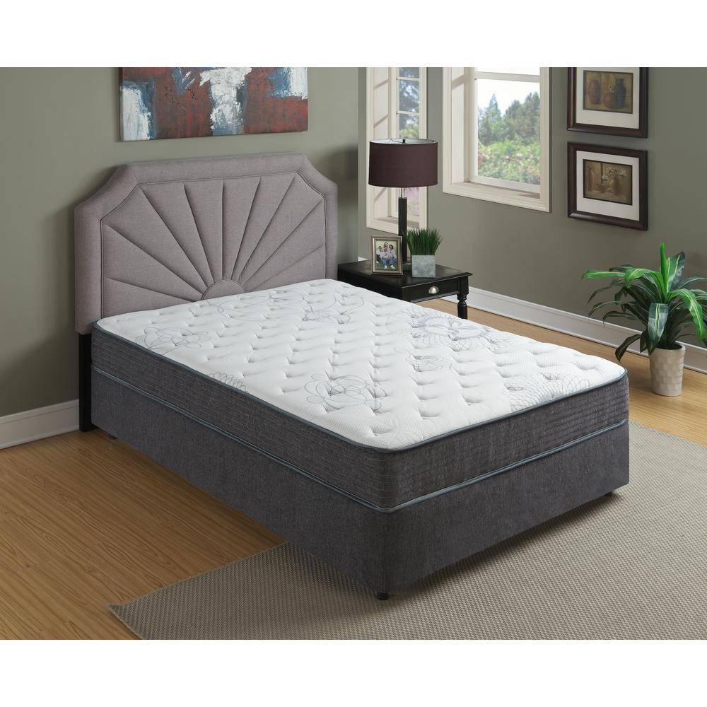 PRIMO INTERNATIONAL Rejuvenate 9in. Medium Hybrid Pillow Top King Mattress