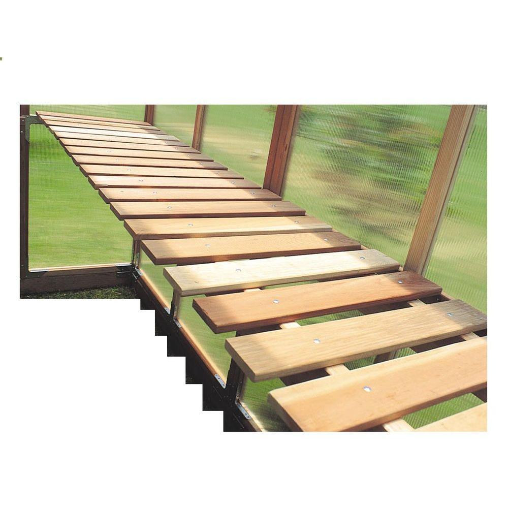 Sunshine Gardenhouse Bench kit for GKP812 Greenhouse