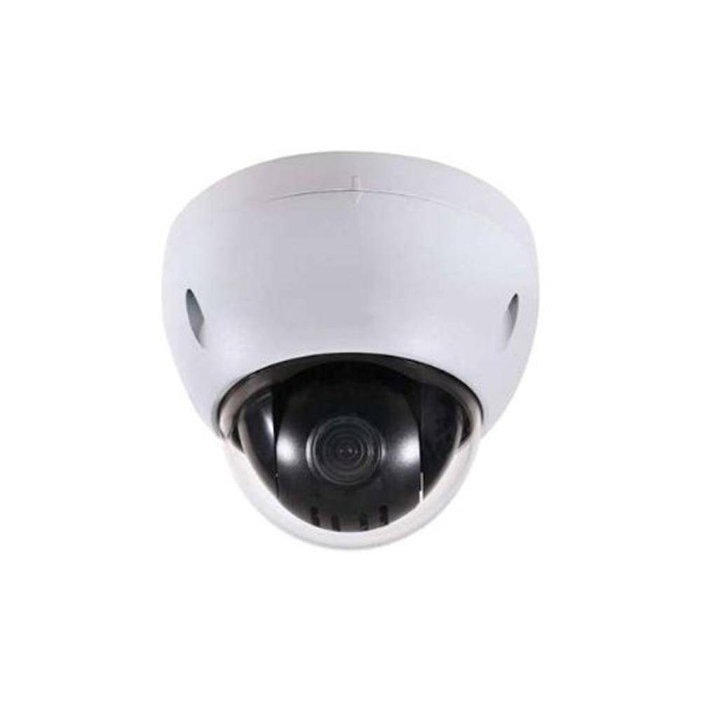 Dahua Wired 2-Megapixel Full HD 3X Network Mini 3 in. PTZ Indoor or Outdoor Dome Standard Surveillance Camera, White