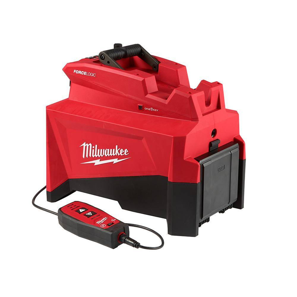 Milwaukee M18 FORCE LOGIC 18-Volt Lithium-Ion Cordless 10,000 PSI Hydraulic Pump (Tool-Only)
