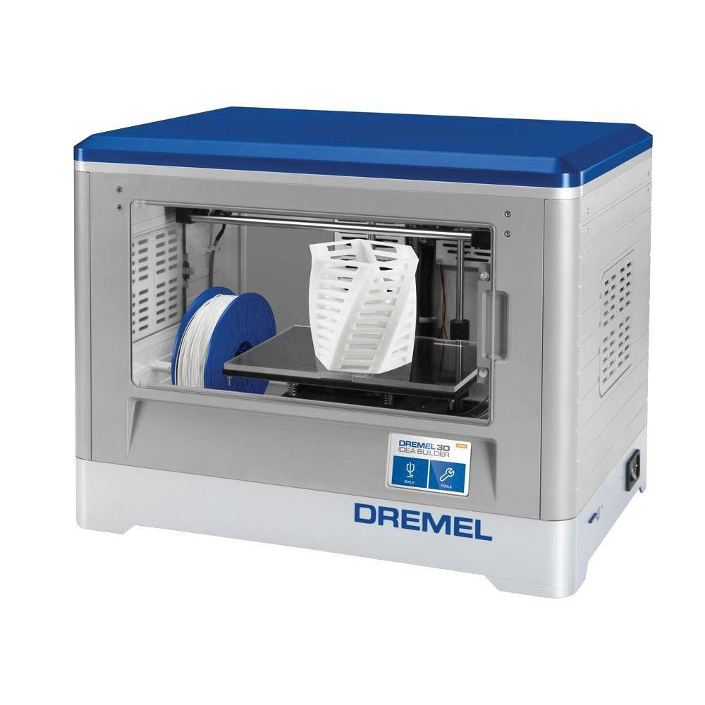 Dremel Factory Reconditioned Digilab 3D20 Idea Builder 3D Printer for Hobbyists and Home Users