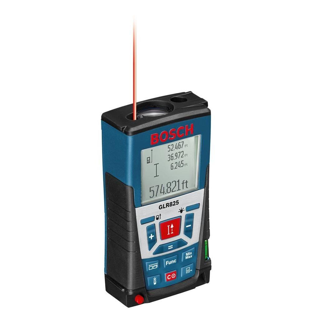 Bosch 825 ft. Laser Distance Measurer