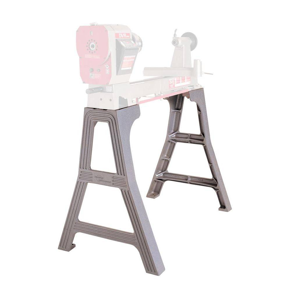 NOVA Cast Iron Stand for DVR XP and 1624-44 Wood Lathes