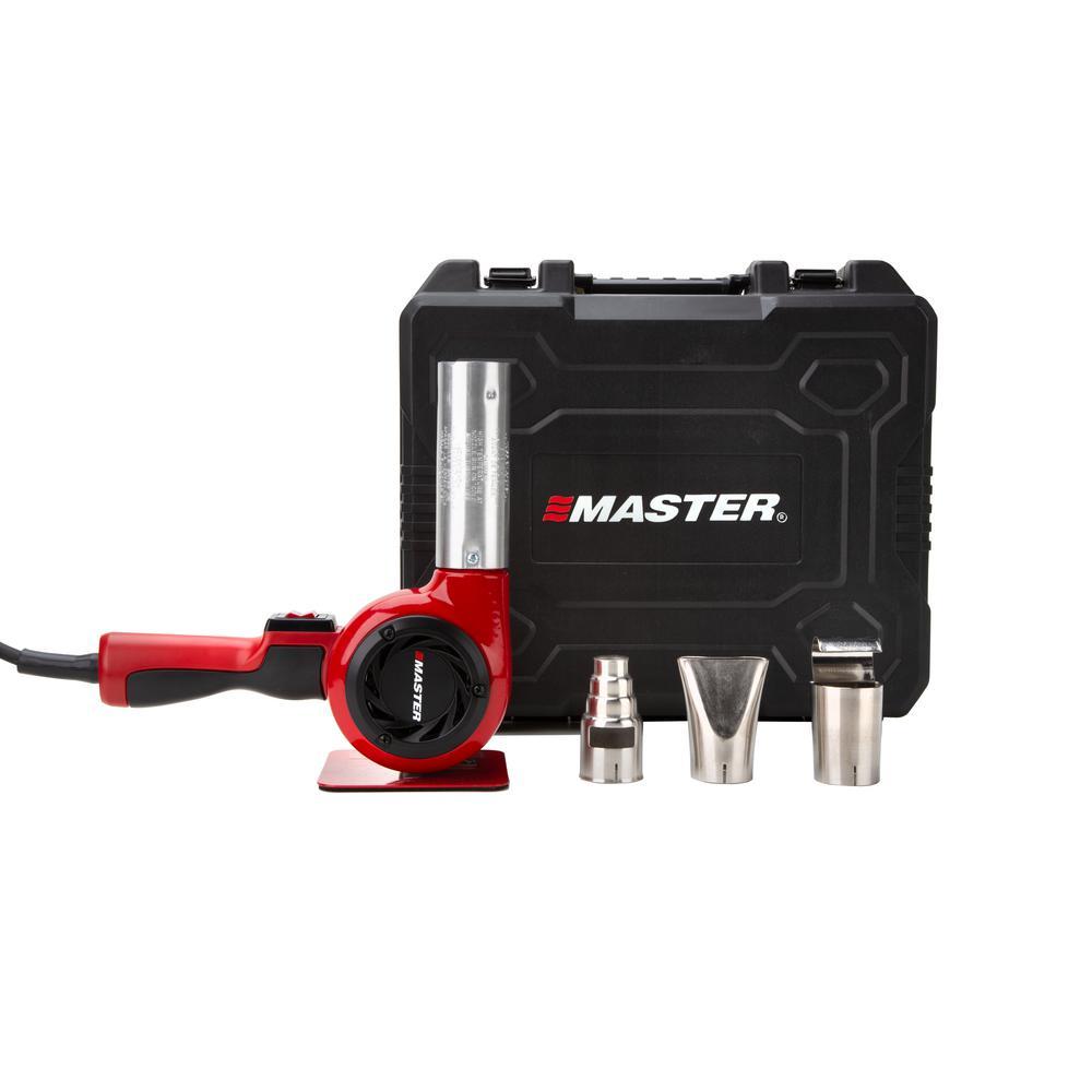 Master Appliance 5 Amp Corded Heavy-Duty Master Heat Gun Kit