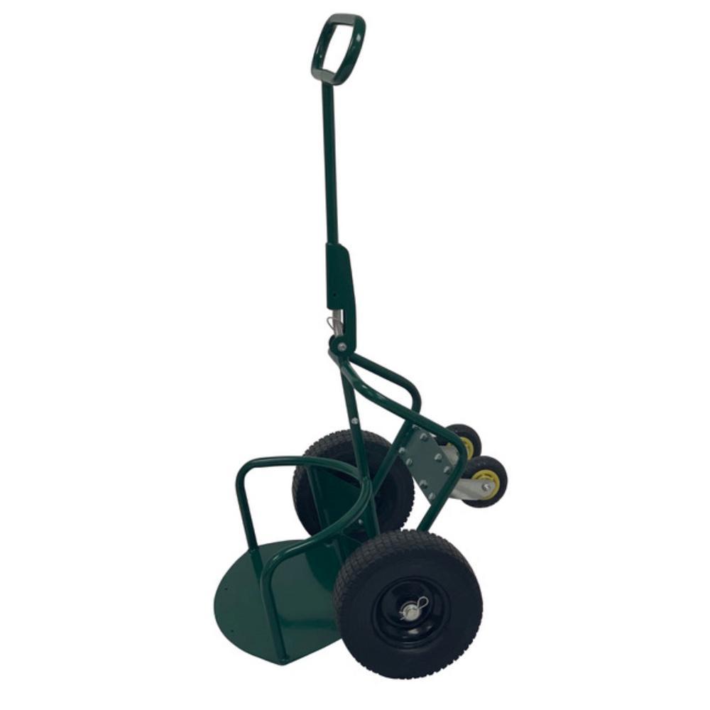 R W ROGERS COMPANY INC Standard Green Potwheelz Garden Dolly