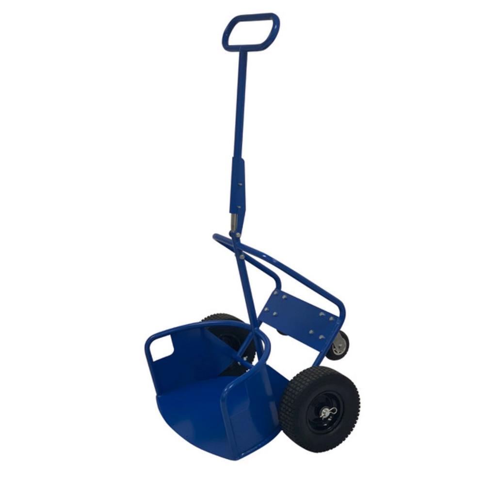 R W ROGERS COMPANY INC Industrial Blue Potwheelz Garden Dolly