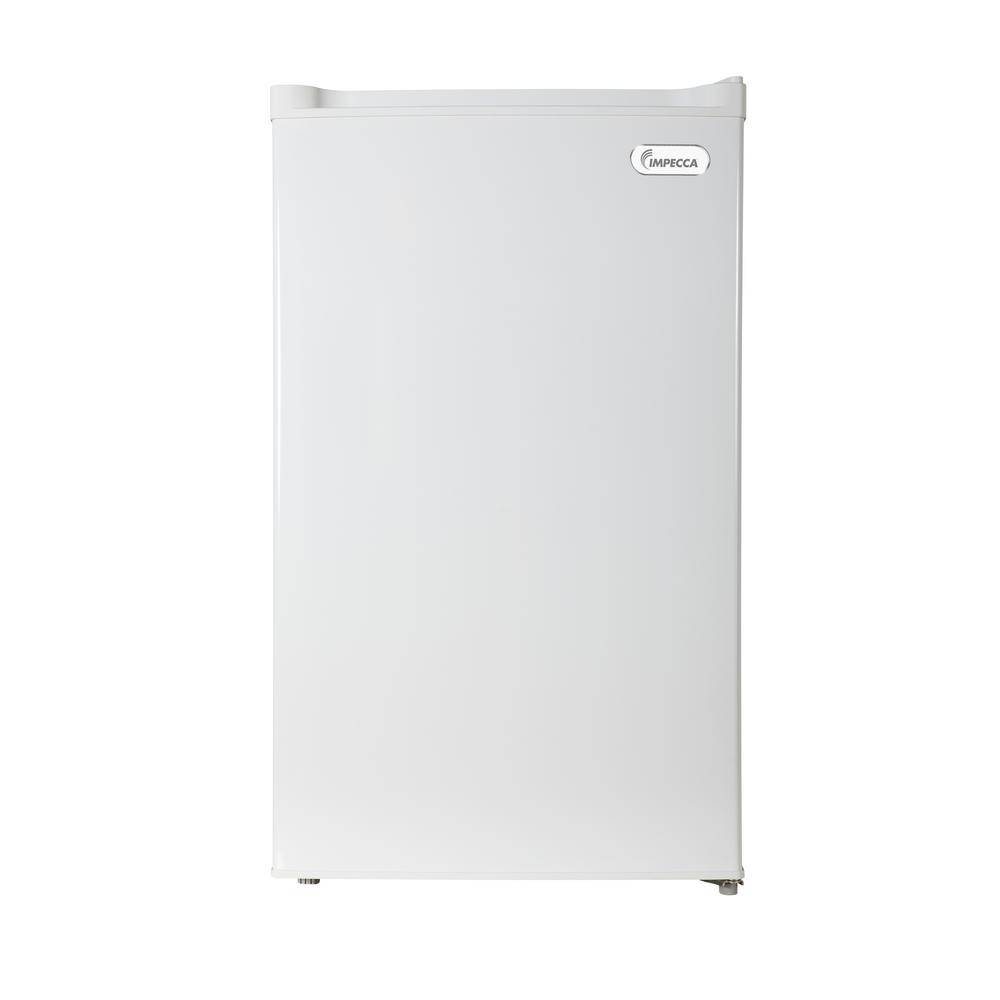 Impecca 3 cu. ft. Upright Freezer in White