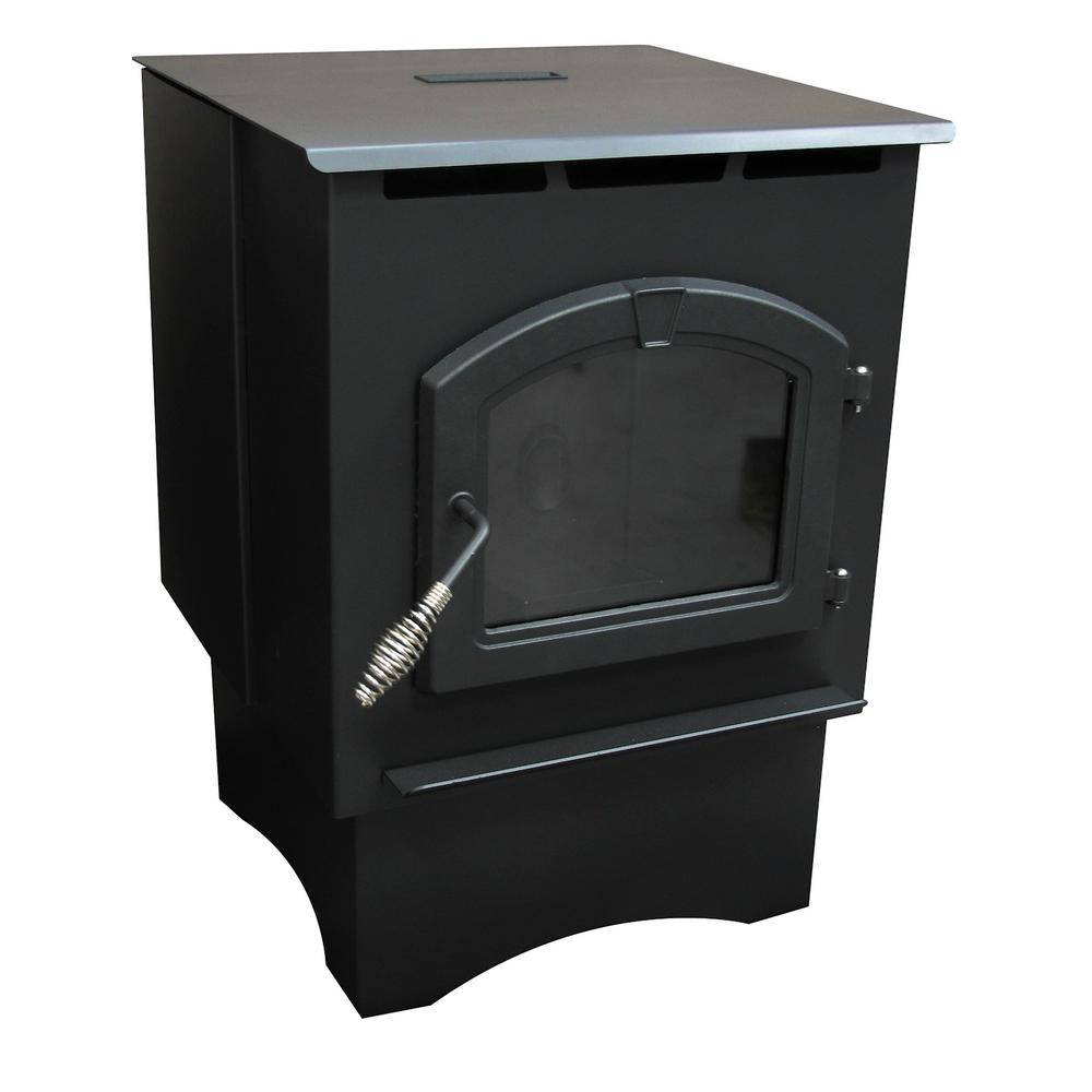Pleasant Hearth 1,750 sq. ft. EPA Certified Pellet Stove with 40 lbs. Hopper and Auto Ignition