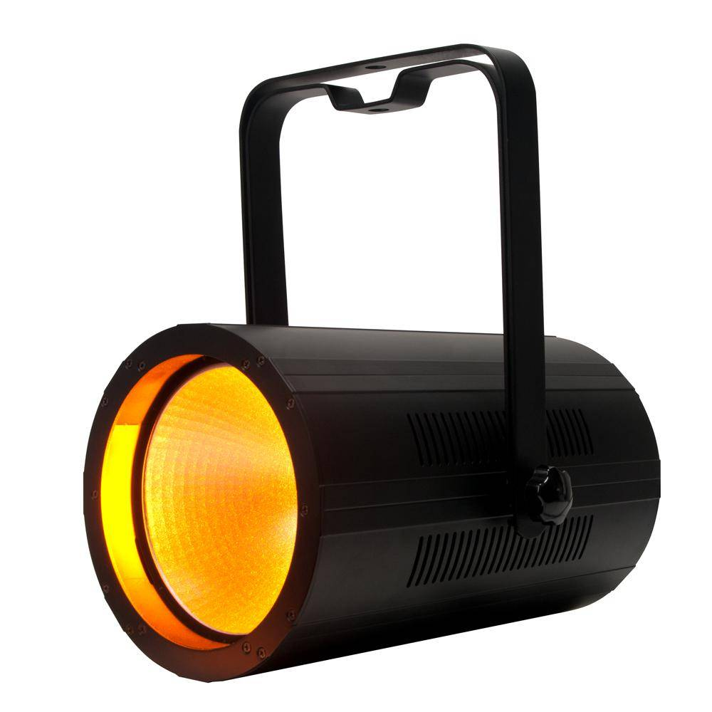 American DJ COB Cannon 150-Watt 4 in 1 RGBA Wash High Bay Integrated LED Commercial Light