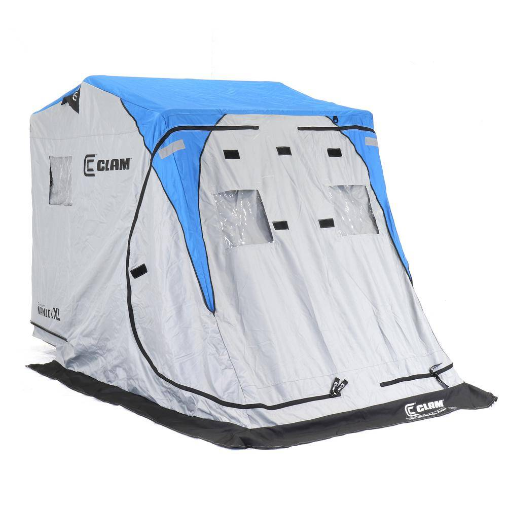 Clam Nanook XL Ice Shelter 2- Man