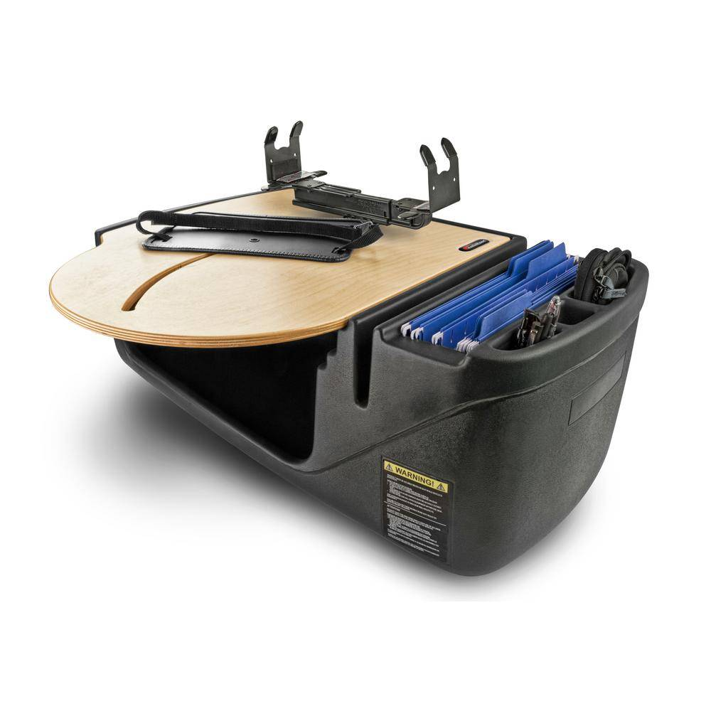 AutoExec RoadMaster Car Elite with Inverter and Printer Stand