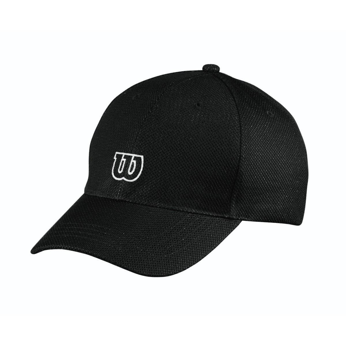 Wilson Youth Tour W Cap in Black - Size: One Size Fits Most  - Unisex - Black - Size: One Size Fits Most
