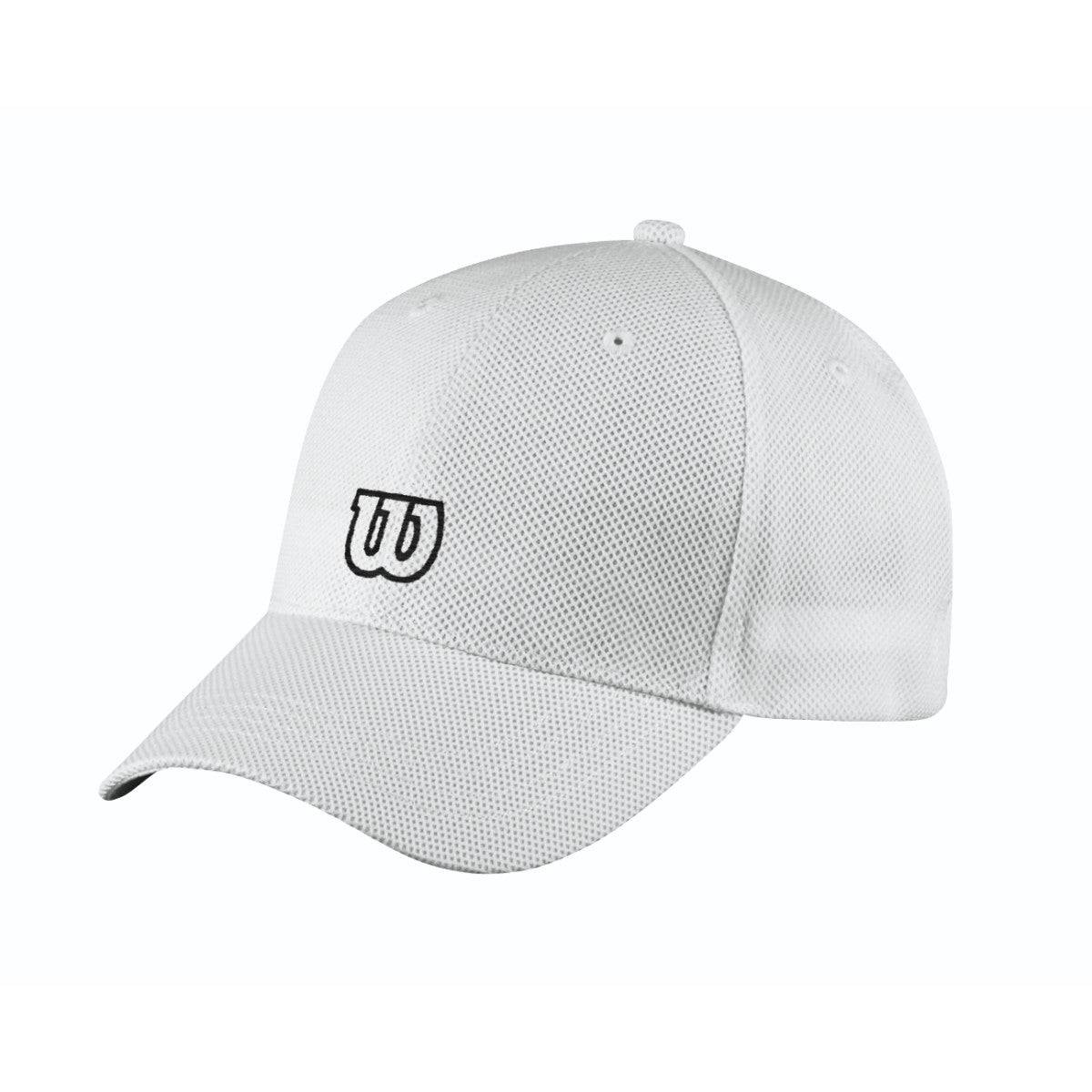 Wilson Youth Tour W Cap in White - Size: One Size Fits Most  - Unisex - White - Size: One Size Fits Most