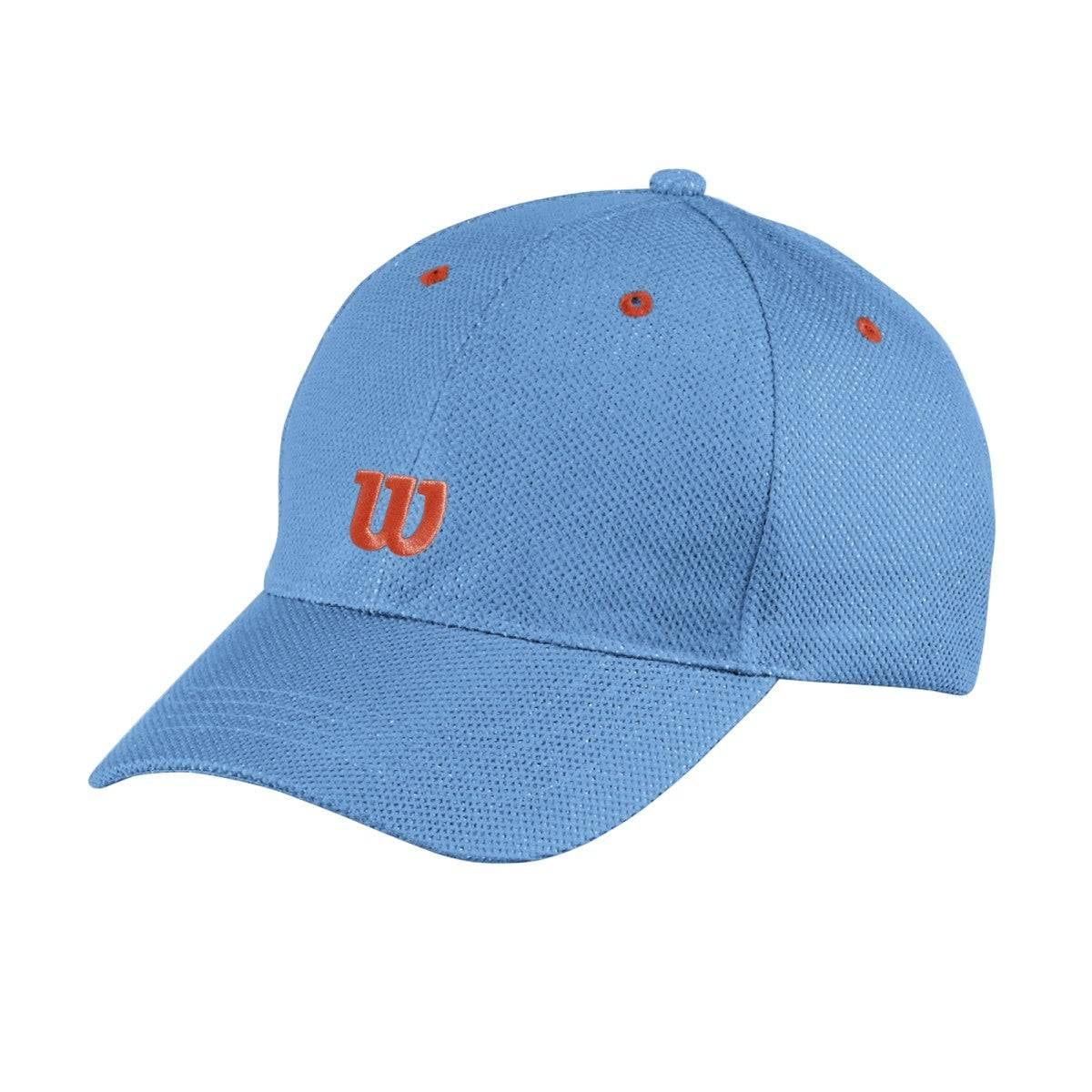 Wilson Youth Tour W Cap in Coastal Blue - Size: One Size Fits Most  - Unisex - Coastal Blue - Size: One Size Fits Most