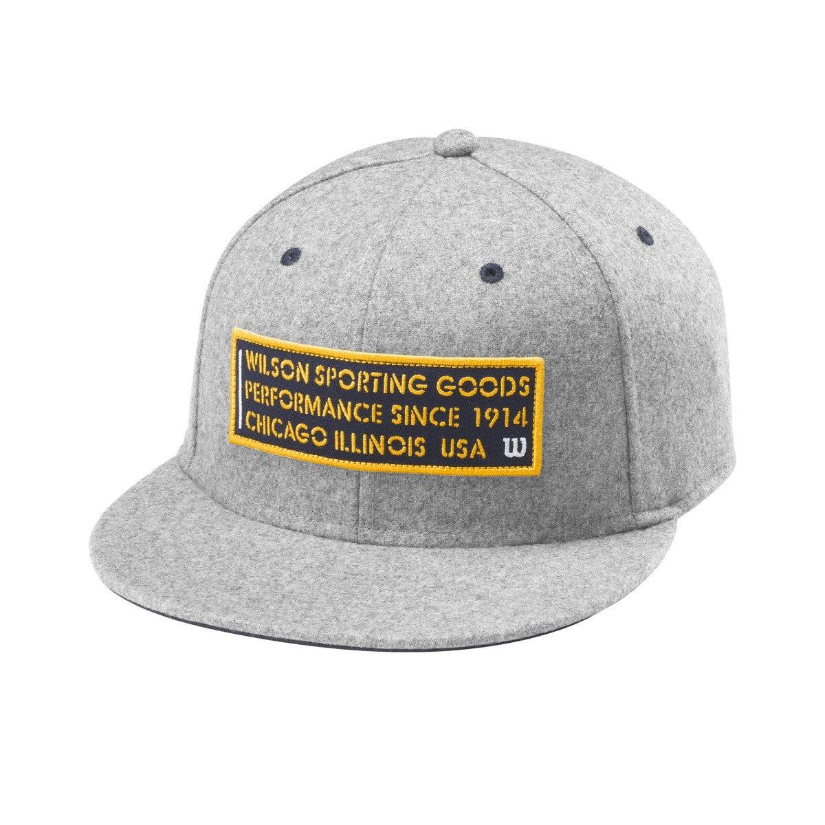 Wilson Since 1914 Hat in Light Gray Heather - Size: One Size Fits Most  - Unisex - Light Gray Heather - Size: One Size Fits Most