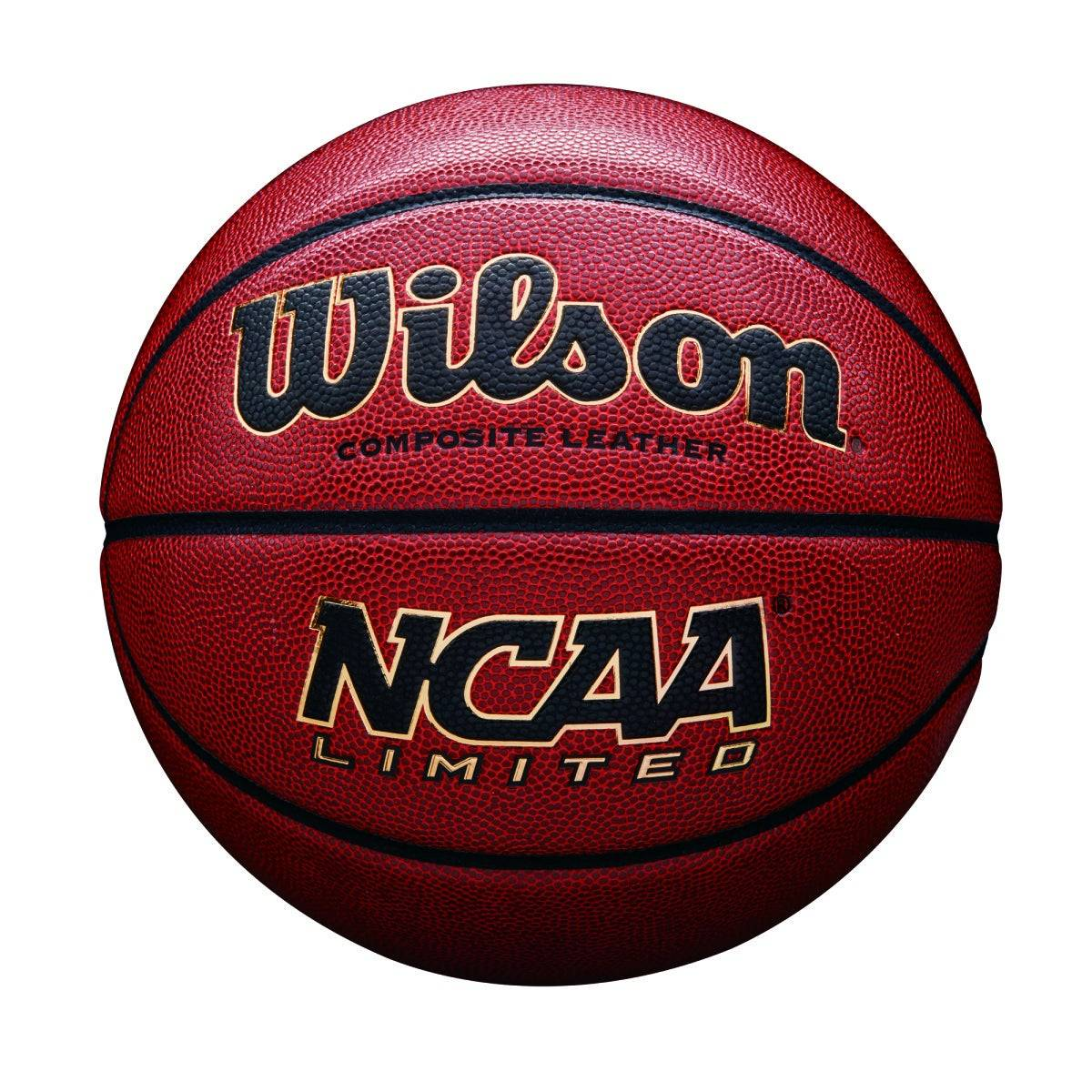 """Wilson NCAA Limited Basketball in Brown - Size: Intermediate - 28.5""""  - Unisex - Brown - Size: Intermediate - 28.5"""""""