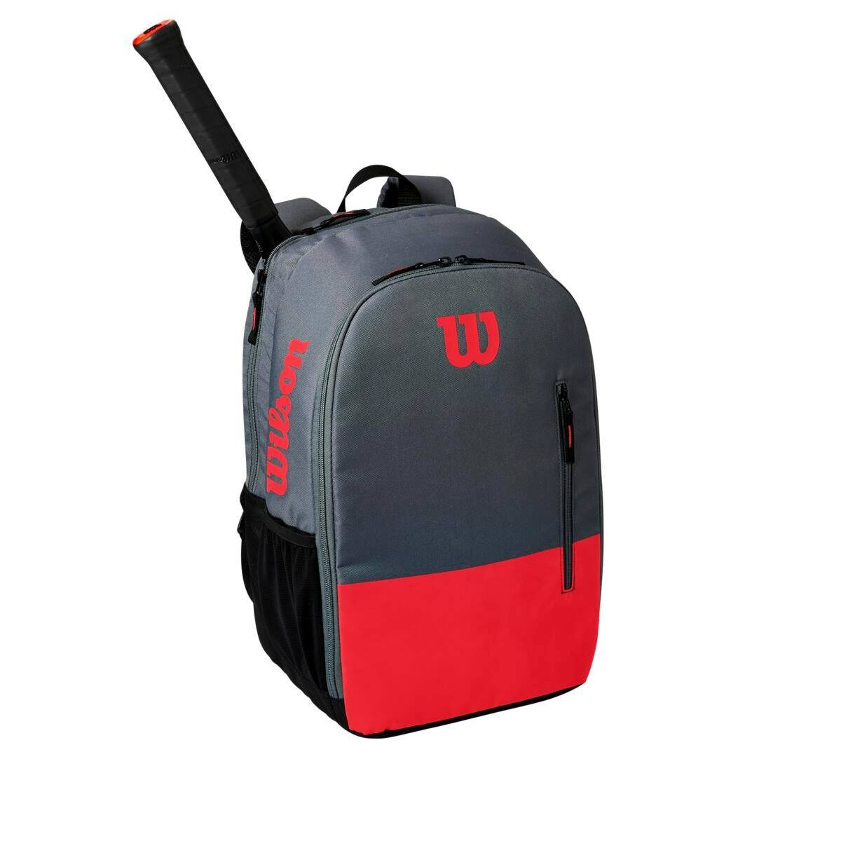 Wilson Team Backpack in Red / Gray  - Unisex - Red/Gray