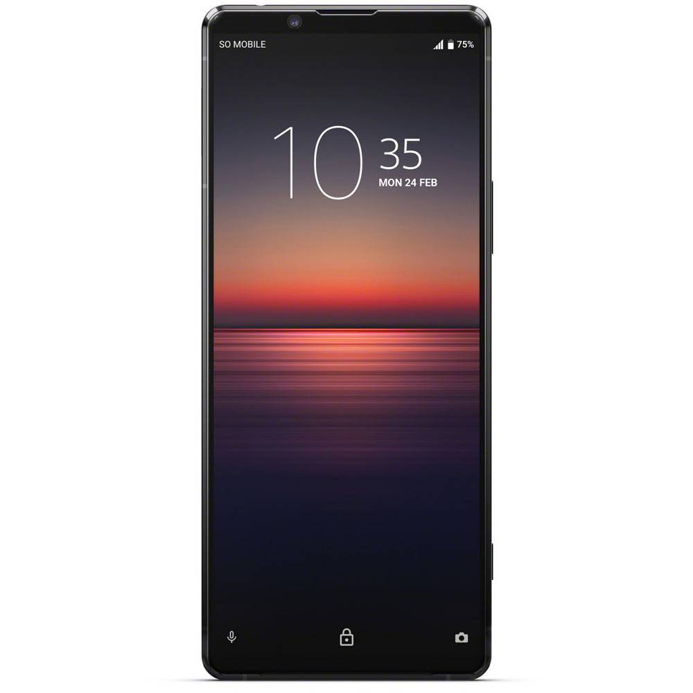 Sony Xperia 1 II - 6.5 4K HDR OLED Triple Camera Array Smartphone with ZEISS Optics