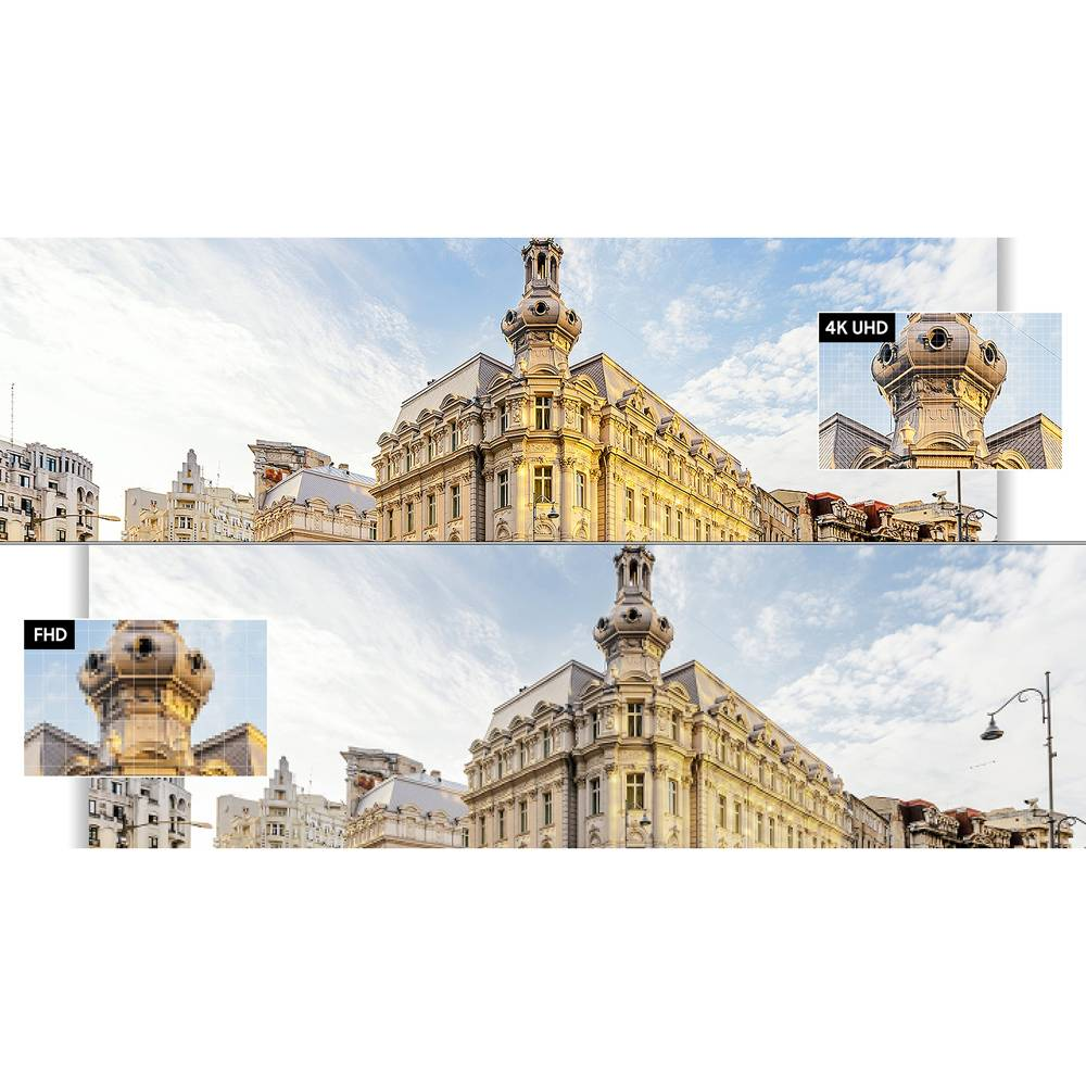 Samsung UN50TU8000 50 4K Ultra HD Smart LED TV (2020 Model)