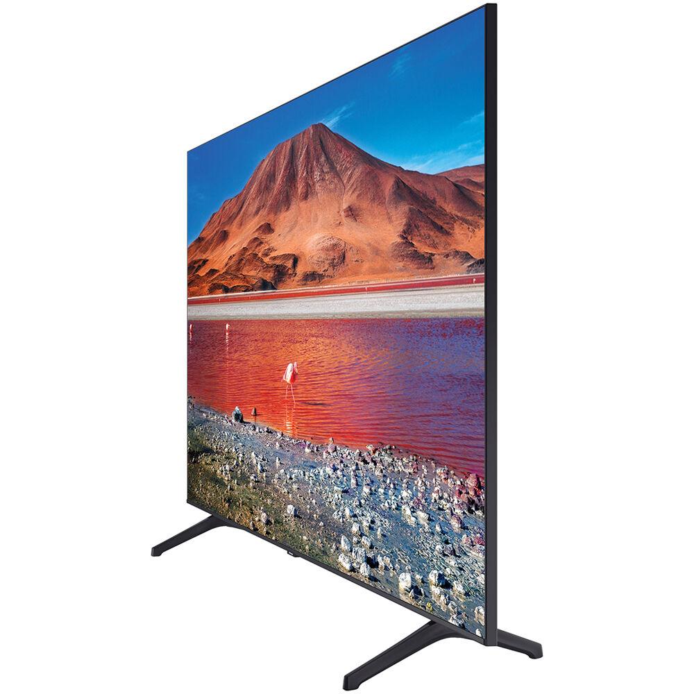 Samsung UN50TU7000 50 4K UHD Smart LED TV (2020 Model) + TaskRabbit Installation Bundle