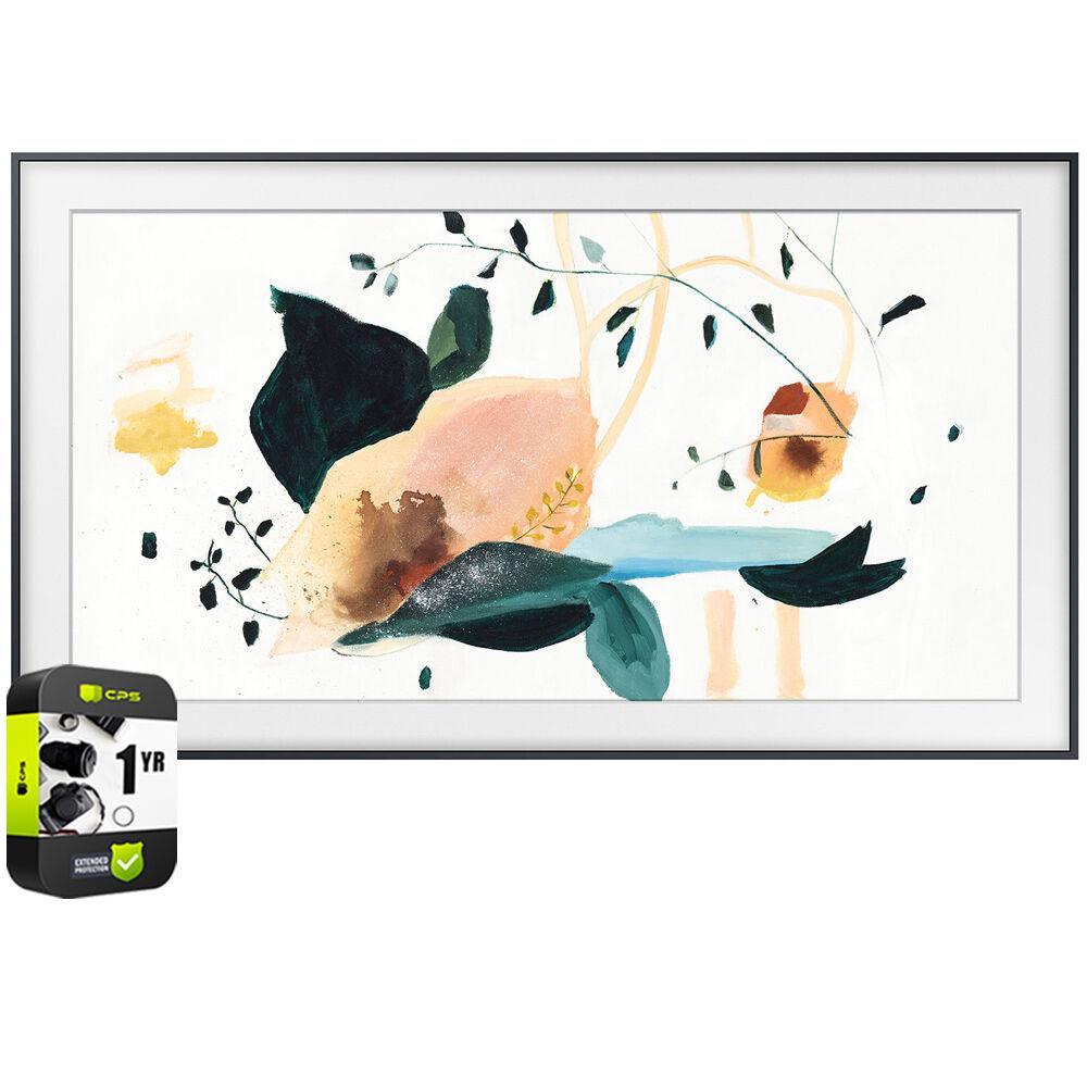 Samsung The Frame 3.0 65 QLED Smart 4K UHD TV 2020 Model + Extended Warranty