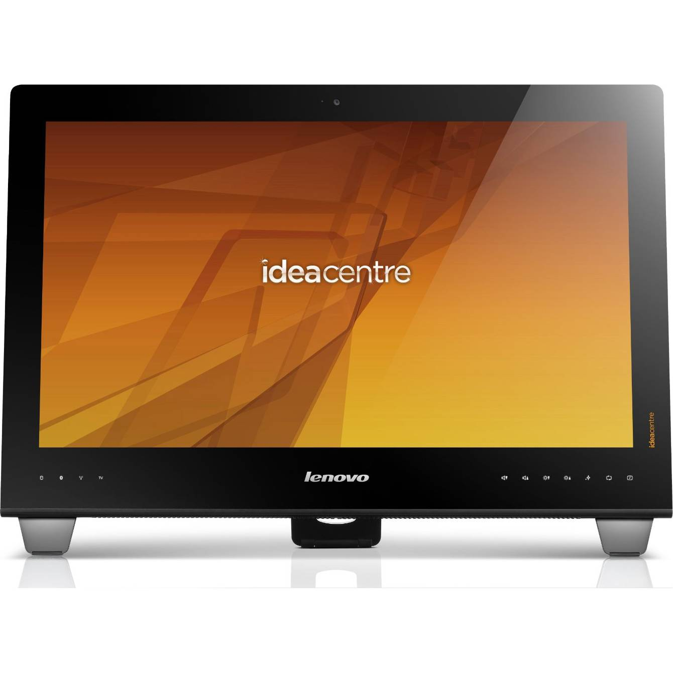 Lenovo 23 Inch All-in-One Full HD Touch Screen Desktop Computer - Refurbished
