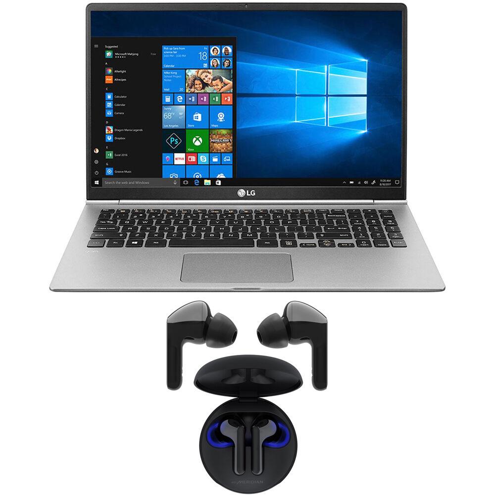 LG Gram 15Z95N-H-AAS8U1 15.6 Touchscreen Laptop Intel i7 16GB 512GB + FN6 Earbuds