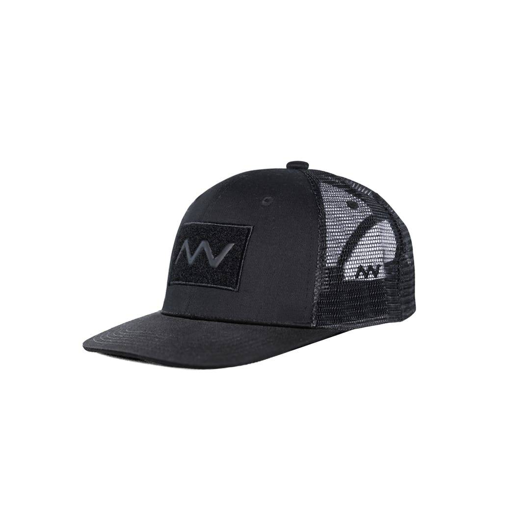 Onnit O.P.S. Trucker Black/Black - One Size
