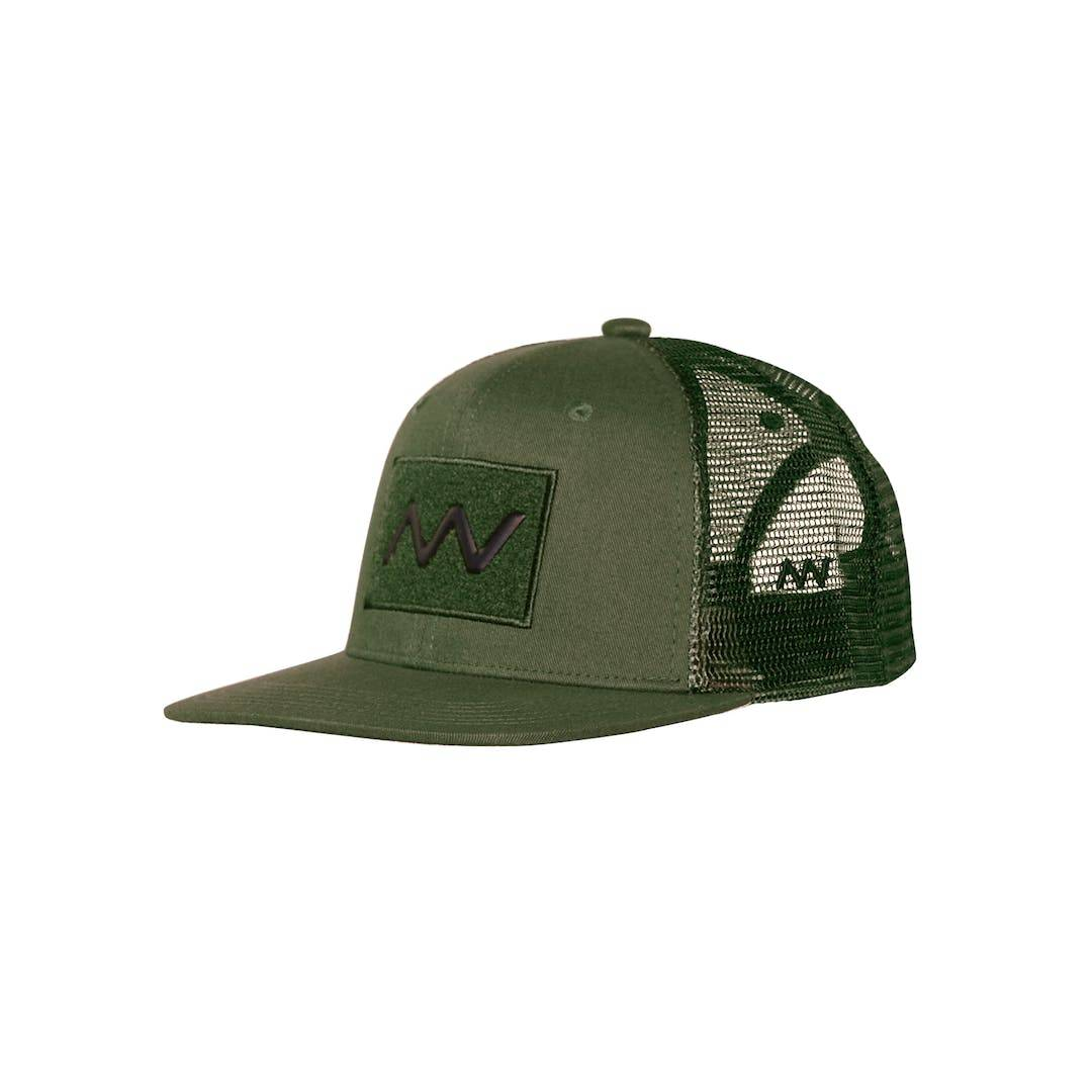 Onnit O.P.S. Trucker Olive/Black - One Size