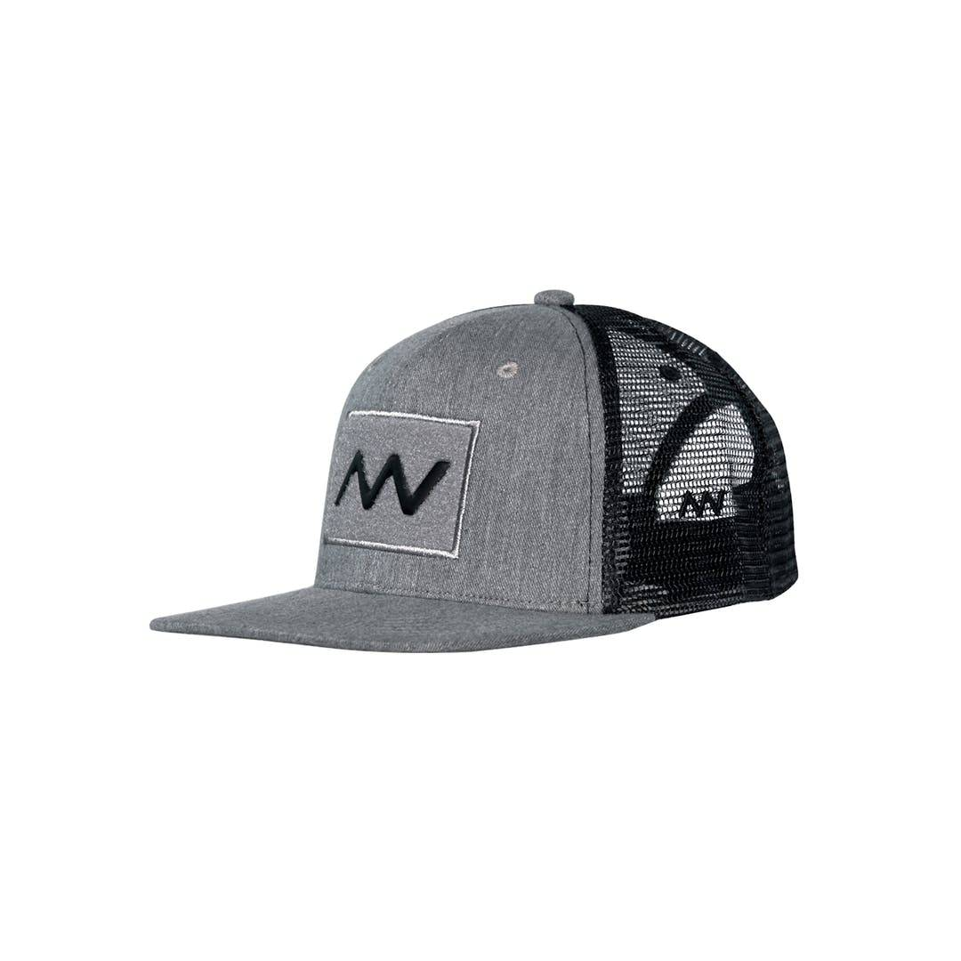 Onnit O.P.S. Trucker Gray/Black - One Size