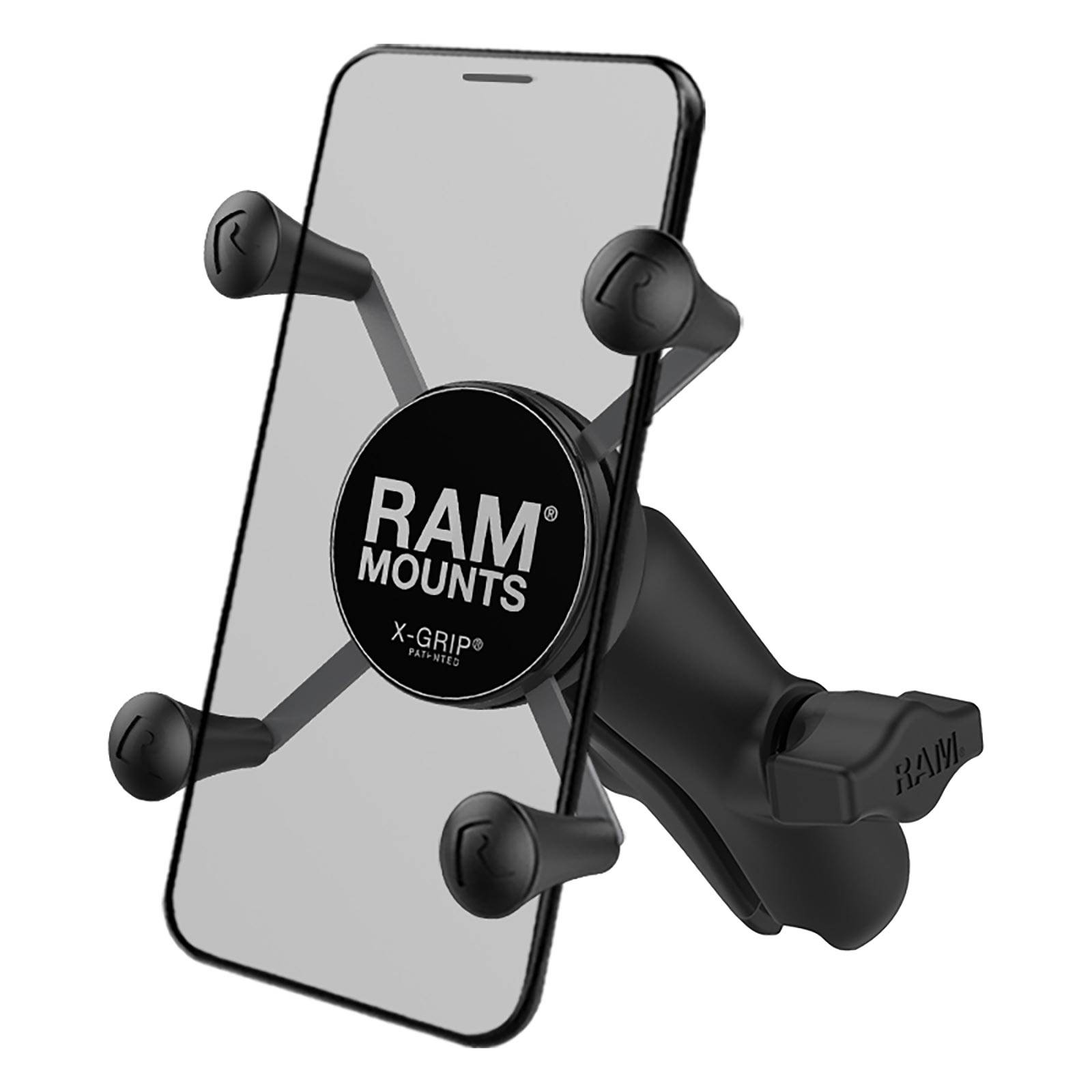 Hobie Ram X-Grip Universal Phone Holder with Ball