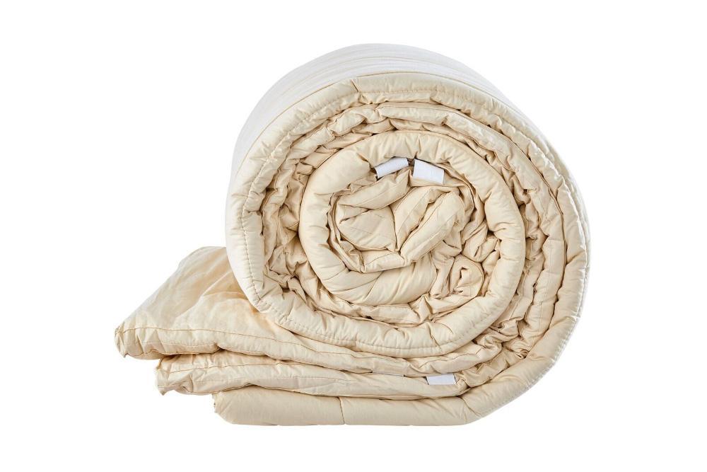 Sleep and Beyond Organic Merino Wool Topper (Full)