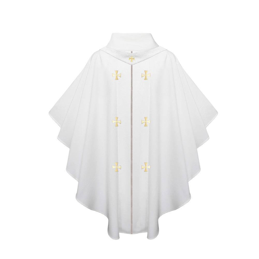 White Chasuble