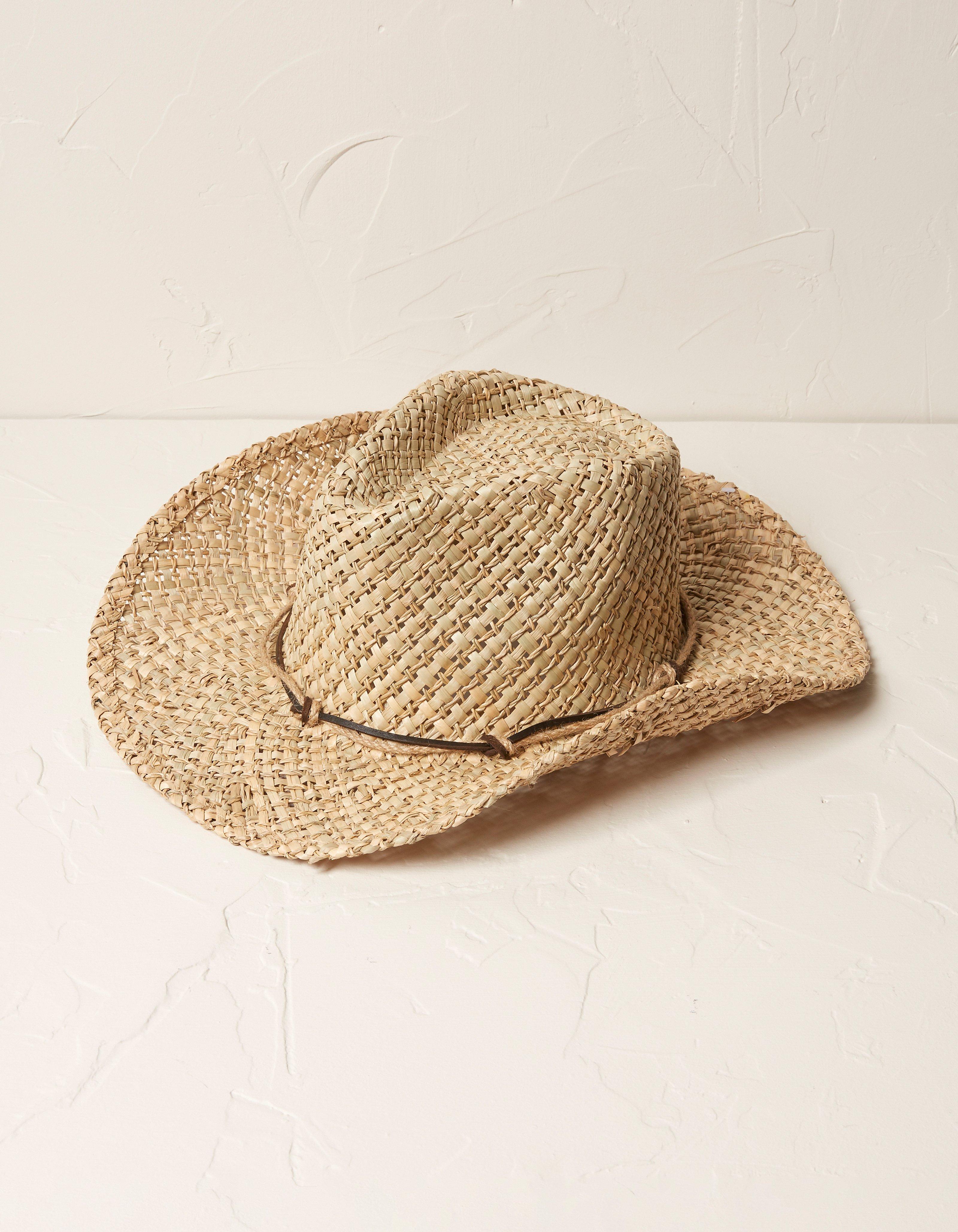 Fat Face Cowboy Hat  - Size: One Size