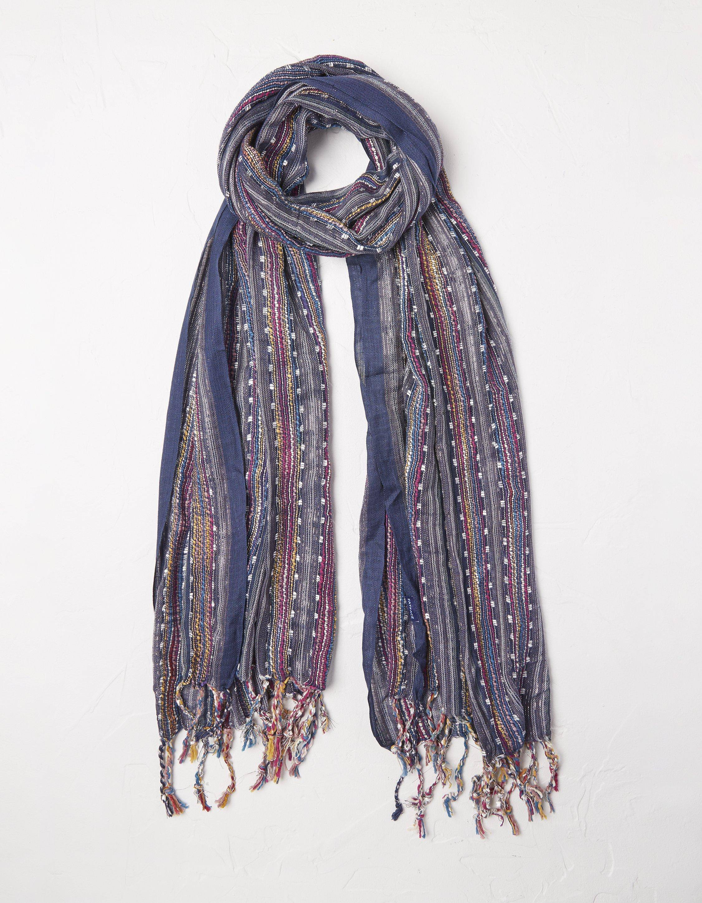 Fat Face Festival Scarf  - Size: One Size
