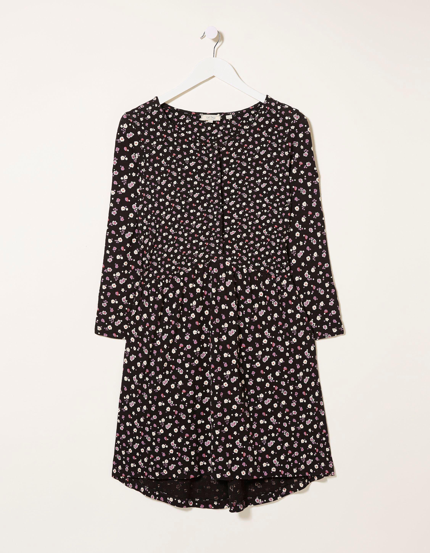 Fat Face Nina Pop Ditsy Dress  - Size: 6
